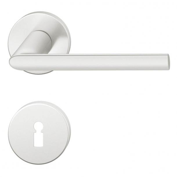 FSB Door handle - Brushed aluminium - FSB Workshop - Model 1025