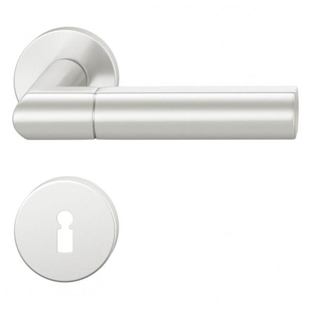 FSB Door handle - Brushed aluminium - Christoph Ingenhoven's - Model 1078