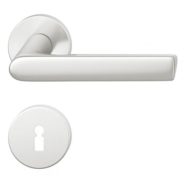 FSB Door handle - Brushed aluminium - Helmut Jahn - Model 1093