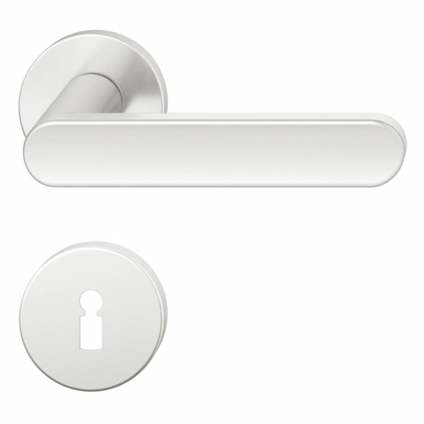 FSB Door handle - Brushed aluminium - FSB Workshop - Model 1259