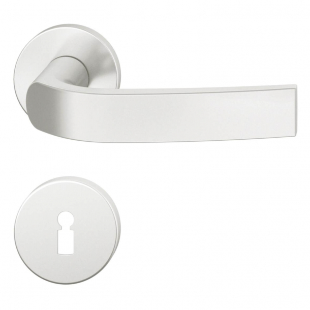 FSB Door handle - Brushed aluminium - Jürgen Engel - Model 1271