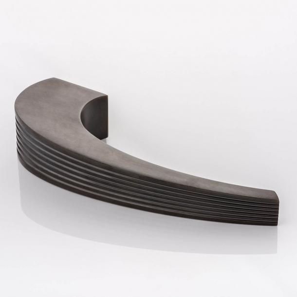 Joseph Giles Door handle - Dark bronze - Model LV1153