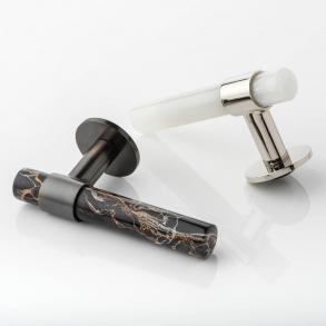 Door handle - Joseph Giles - Marble - Model LV1096
