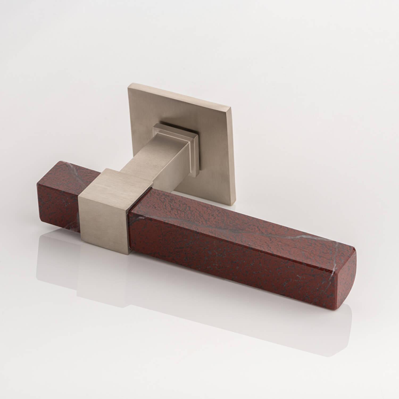 Dørgreb - Joseph Giles - Messing og marmor - VillaHus