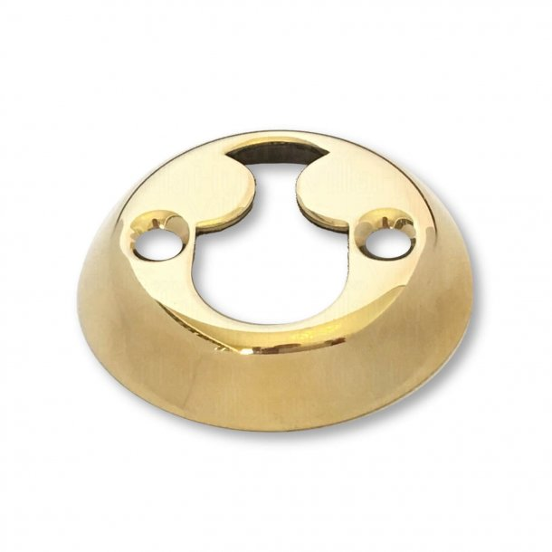 Cylinder Ring - Internal - Rococo - Brass