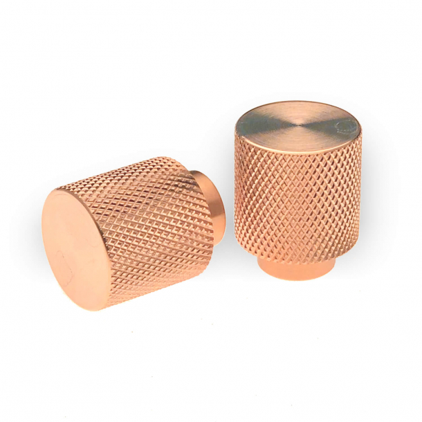 Cabinet knob - Copper - Villa Workshop - 20mm x 25mm