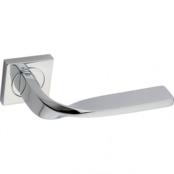 Door handle - Chrome Plated - Model LA