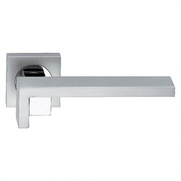 Door handle - Silver / Chrome / Graphite - GRAPHITE