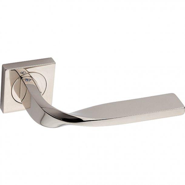 Door handle - Nickel plated - Model LA