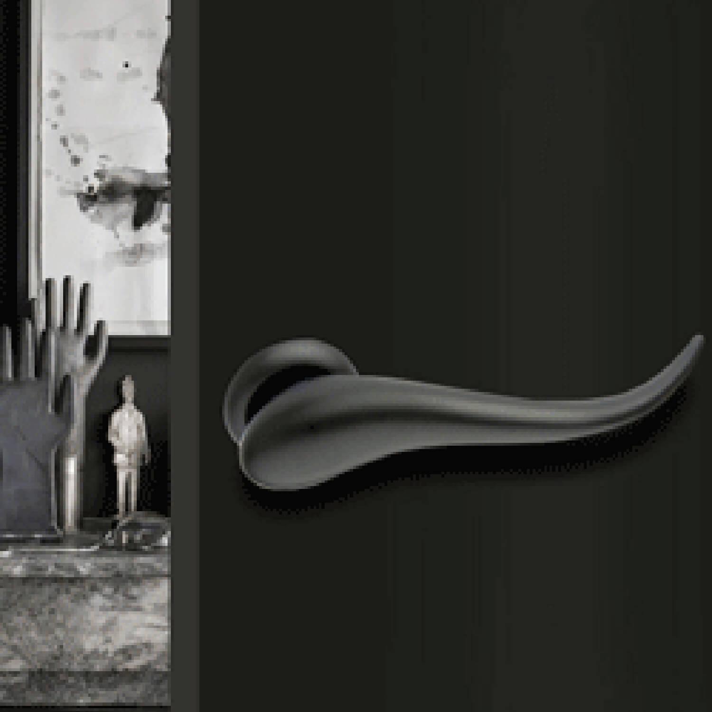 Philippe Starck Door Handle Black Model Apriti Black