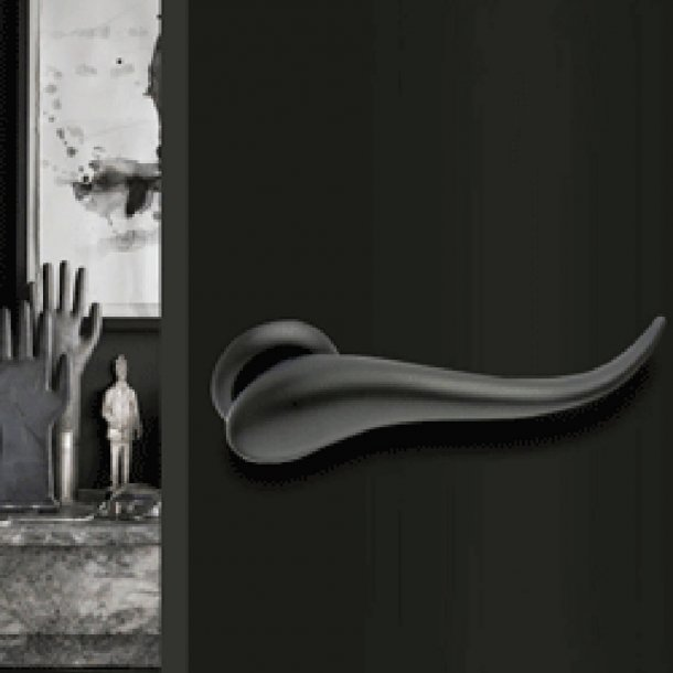 Philippe Starck door handle - Black - Model APRITI