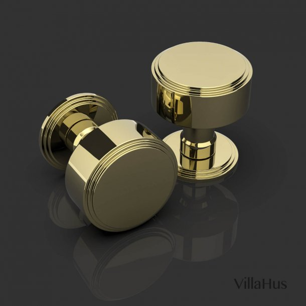 Door Knobs - Brass - Oliver Knights - Model GINGLAIN DK