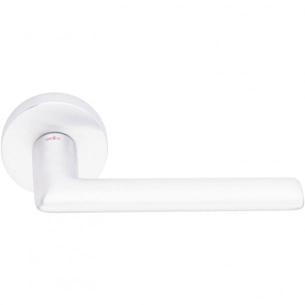 Door handle - White - Interior - Model VERONA