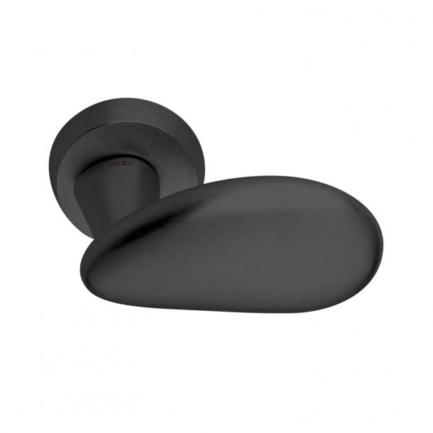 Door handle - Mat black - Interior - Model VIESTE