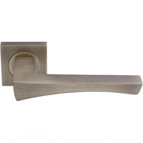 Door handle, Satin Bronze, Interior, ARCO