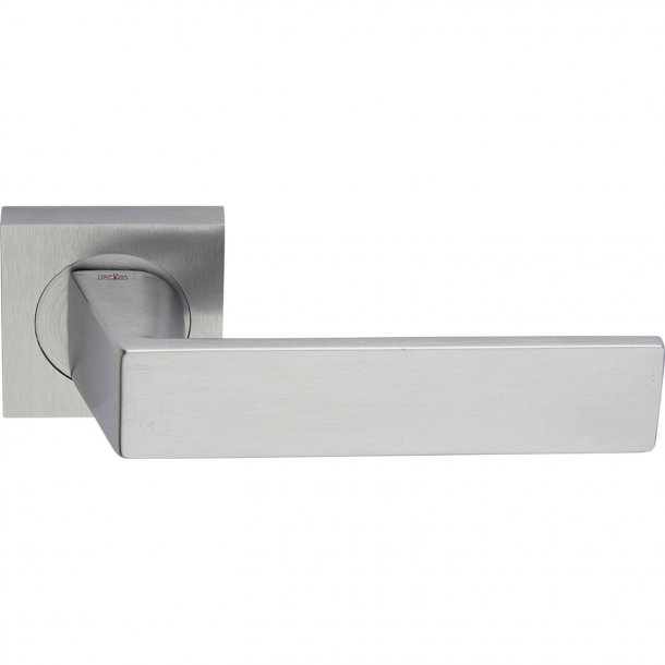 Door handle, Satin Chrome, Interior, KAPPA
