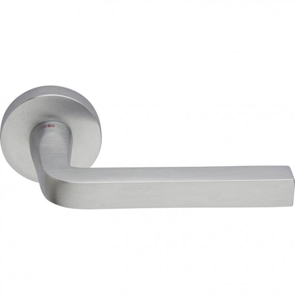 Door handle, Satin Chrome, Interior, MILANO