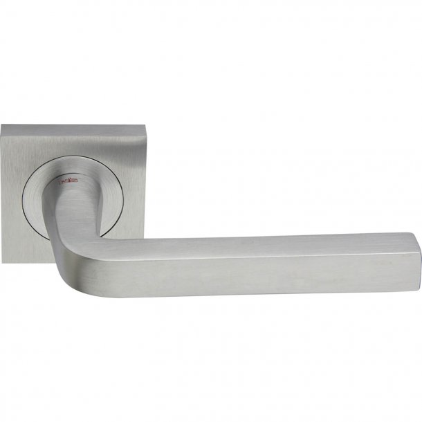 Door handle, Satin Chrome, Interior, MILANO SQUARE