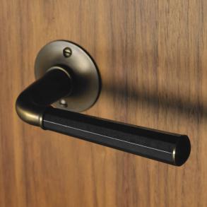 Door handles - Model DF3656 Turnstyle Design