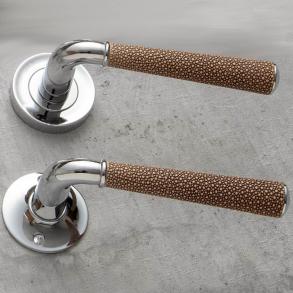 Door handles - Model DF4123 Turnstyle Design