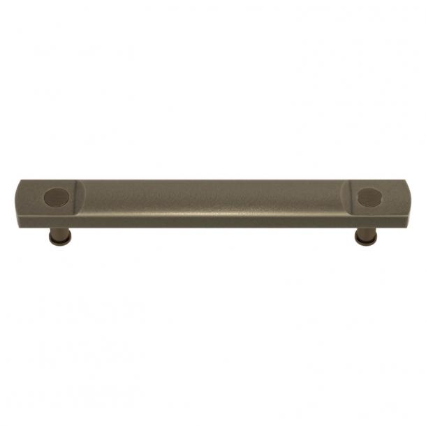 Uchwyt do mebli - Turnstyle Designs - Amalfine z brązu srebrnego / Antyczny mosiądz - Model E3700