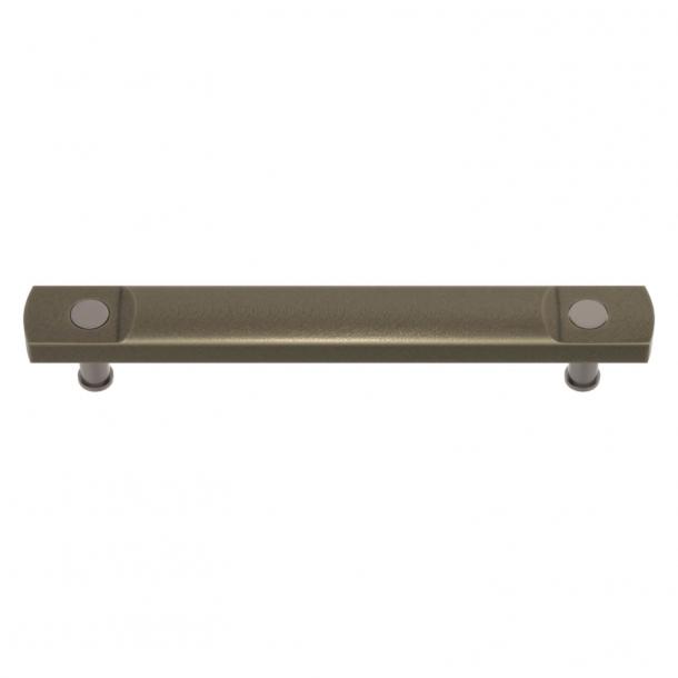 Uchwyt do mebli - Turnstyle Designs - Amalfine z brązu srebrnego / Nikiel satynowy - Model E3700