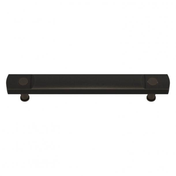 Uchwyt do mebli - Turnstyle Designs - Amalfine z czarnego brązu / Patyna - Model E3700
