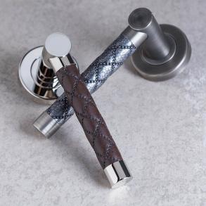 Door handles P2670 - Chesterfield Recess Amalfine