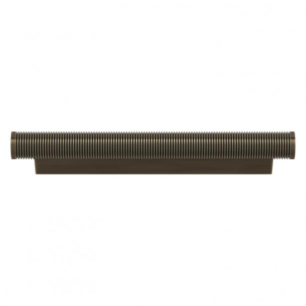 Turnstyle Designs Cabinet handles - Silver bronze Amalfine / Antique brass - Model P3170