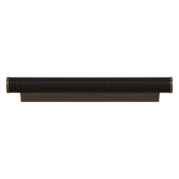 Turnstyle Designs Cabinet handles - Black bronze Amalfine / Antique brass - Model P3170