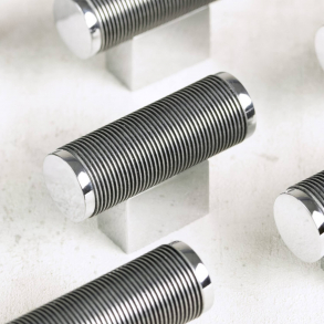 Turnstyle Design T-Bar - Wire Scroll - Combination Amalfine - Model P3710