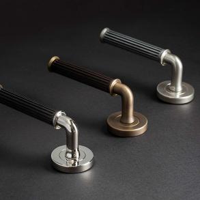 Door handles - Model QA2020 Turnstyle Design