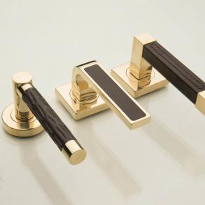 Door handles - Model R1022 Turnstyle Design