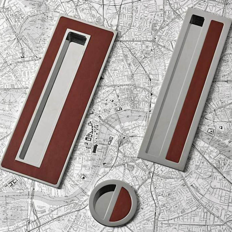 Skydedørsbeslag - Turnstyle Designs