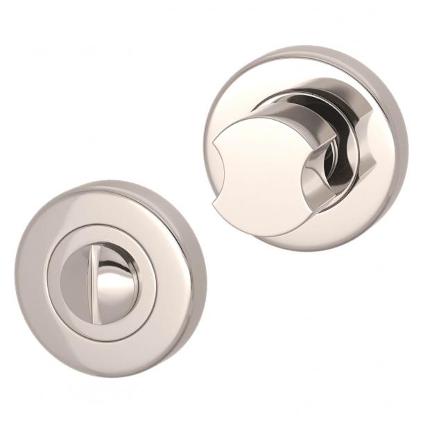 Blokada prywatności do WC - Nikiel - Turnstyle Designs - Model S8234