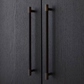 Turnstyle Design Cabinet Handle - 16 mm Plain - Amalfine - Model Y3092