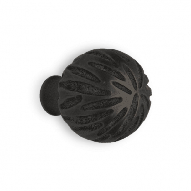 Gałka - Czarny brąz - Roughcut Ball - Model 1144