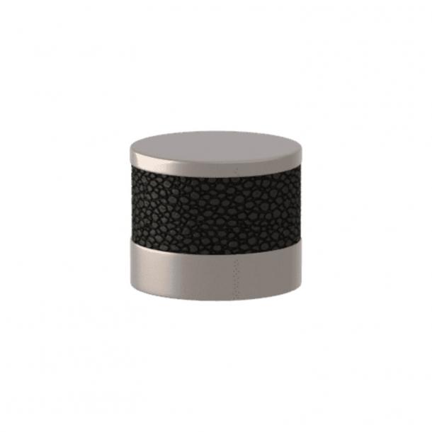 Uchwyt - Turnstyle Designs - Czarny brąz / Amalfine / Satynowy nikiel - Model P8722