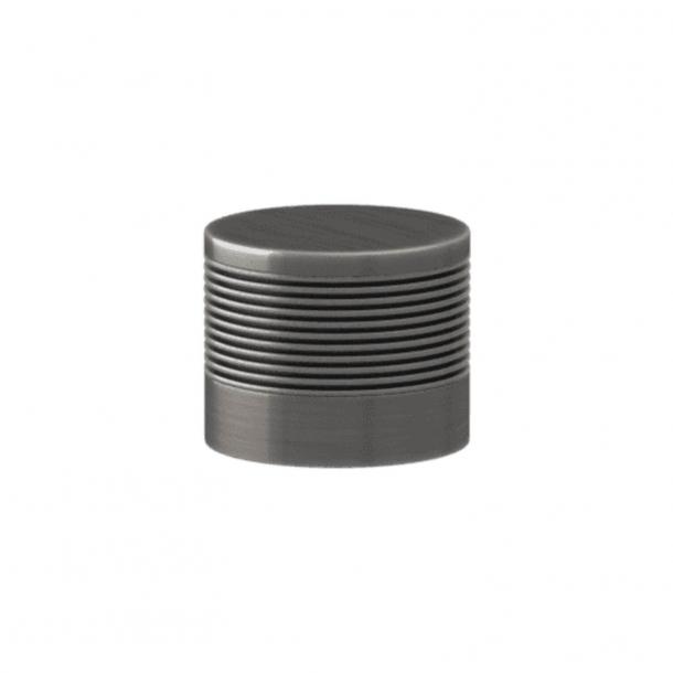 Turnstyle Designs Cabinet knob - Alupewt Amalfine / Vintage nickel - Model P8755