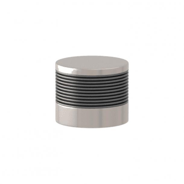 Uchwyt - Turnstyle Designs - Alupewt Amalfine / Polerowany nikiel - Model P8755