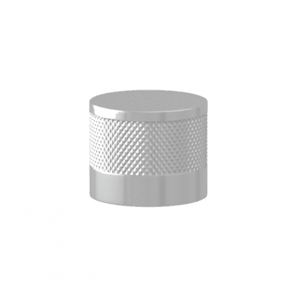 Turnstyle Designs Cabinet knob - Bright chrome - Model S1184