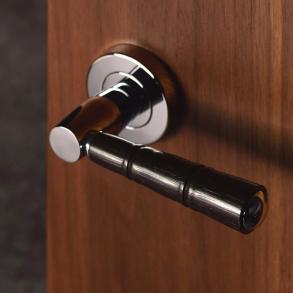 Door handles - Model D1001 Turnstyle Design