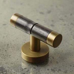 Turnstyle Design T-Bar - Bamboo Cabinet - Recess Amalfine - Model P1012