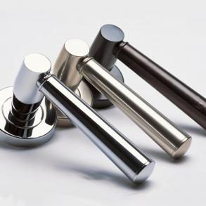 Door handles S1332 Turnstyle Designs - Tube Solid