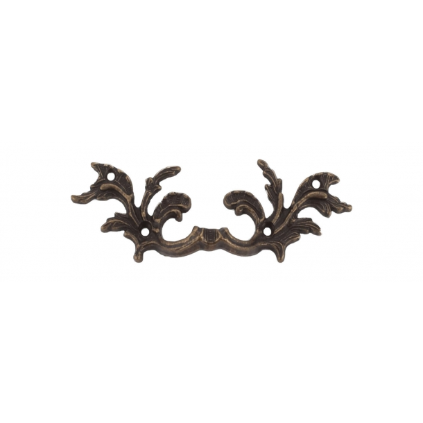 Furniture Handles 435 - Brass Antique 100 mm