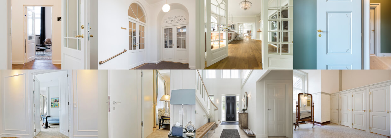 Vahle døre - Arkitektoniske døre i høj kvalitet - Villahus