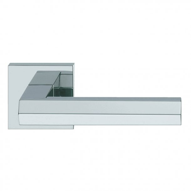 Door handle H1040 Siberia, Interior, Polished Chrome