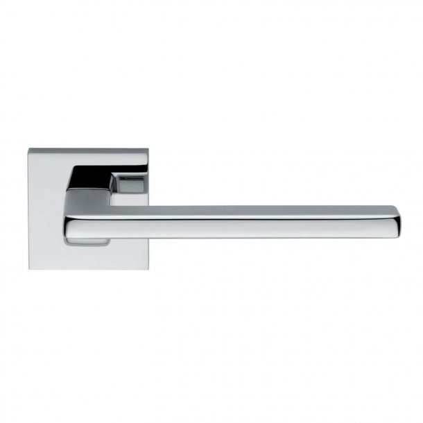 Door handle H1044Q Oberon Q, Interior, Polished Chrome