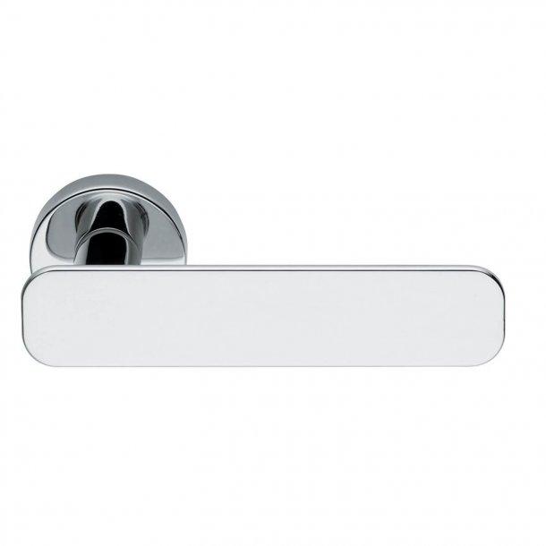 Door handle H1050 Giasone, Interior, Polished Chrome