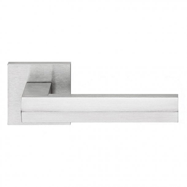 Door handle H1040 Siberia, Interior, Satin Chrome